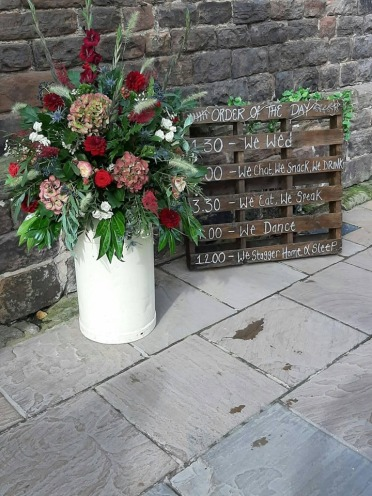 Bespoke Order of the Day Pallet